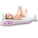 香山iR-Baby婴儿秤 电子秤 体重秤 智能婴幼儿秤可测身高 精准 宝宝成长秤 蓝牙传输app控制 礼盒装