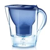 碧然德(BRITA)过滤净水器 家用滤水壶 净水壶 Marella 金典系列 3.5L(蓝色)