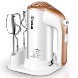 东菱(Donlim)DL-D100 电动打蛋器手持搅拌机200W功率、创意收纳