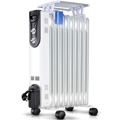 先锋(Singfun) 取暖器/家用电暖器/电暖气/9片电热油汀 DS6119