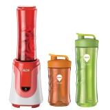 北美电器(ACA)料理机便携式随行杯三杯装婴儿辅食榨汁沙冰奶昔AF-B200R