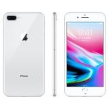 Apple iPhone 8 Plus (A1864) 128GB 銀色 移動聯通電信4G手機