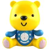 优彼(ubbie)智能启蒙益智双语学习早教机故事机0-6岁儿童玩具 优能款 亲子熊四代  蓝色