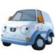 优彼(ubbie)欧力合金车模 小汽车玩具 3岁以上儿童玩具 动漫模型 欧力