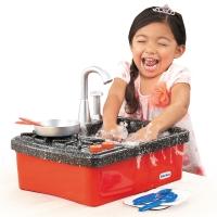 小泰克(little tikes)健身玩具 儿童过家家 欢乐戏水小厨房 635557M 3岁以上 美国品牌
