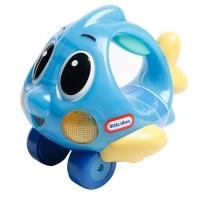 小泰克 little tikes 音乐启智玩具 儿童认知海洋玩具 萌动欢乐小丑鱼(蓝色)639722