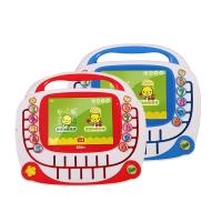 优彼(ubbie)思维训练机 优比儿童益智思维逻辑早教机故事机学习机幼儿视频玩具2-8岁学前认知平板电脑 蓝色