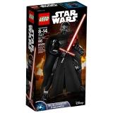 乐高 星球大战系列 8岁-14岁 Kylo Ren(凯洛?瑞) 75117 儿童 积木 玩具LEGO