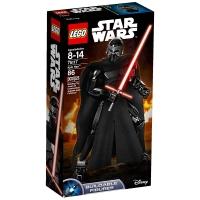 乐高 玩具 星球大战 Star Wars  8岁-14岁 Kylo Ren(凯洛·瑞) 75117 积木LEGO