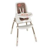 费雪(Fisher Price)多功能宝宝用品 2合1摩登高餐椅CGN55