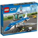 乐高 城市系列 6岁-12岁 机场航站楼 60104 儿童 积木 玩具LEGO