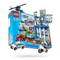 乐高 城市系列 6岁-12岁 警察总局 60047 儿童 积木 玩具LEGO(售完即止)