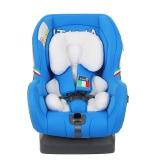 kiwy原装进口宝宝汽车儿童安全座椅isofix硬接口0-4岁 新生婴儿双向可躺 狮子王 皇室蓝