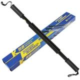 凯速KANSOON家用健身器材臂力器臂力棒弹簧握力棒(40KG)普通型黑色烤漆KH40