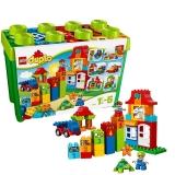 乐高 玩具 得宝 DUPLO My First 1.5岁-5岁 豪华乐趣盒 10580 积木LEGO