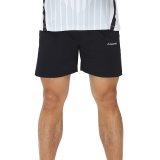 川崎KAWASAKI羽毛球服 针织短裤 SP-16329 黑色 M#