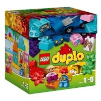 乐高 得宝系列 1.5岁-5岁 创意拼砌盒 10618 益智 儿童 积木 玩具LEGO(售完即止)