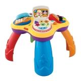 费雪(Fisher Price) 益智玩具 多功能小狗皮皮学习桌(双语)BJV34