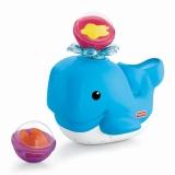 费雪FisherPrice 喷水洗浴小鲸鱼 V4377