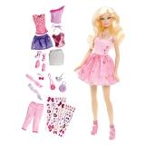 芭比Barbie 芭比设计搭配礼盒 Y7503