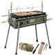 燒烤世家(e-Rover)大號燒烤架 便攜帶背包燒烤爐 加厚鋼板硬漢系列烤爐 威戈