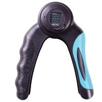 普为特POVIT 卡路里握力器健身手指训练器材手力握力腕力锻炼男女 黑蓝色P-7106