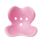 MTG 日本 Style Kids 矫正上课坐姿 防驼背 保护脊椎 儿童矫姿坐垫 S号 粉红色 适用身高100cm-130cm