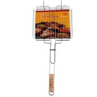 e-Rover烧烤世家 魔法烤网(小) 户外不锈钢烧烤网 多功能正品烤架