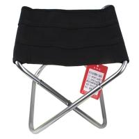 红色营地 户外折叠椅子 便携式钓鱼椅 铝合金凳子