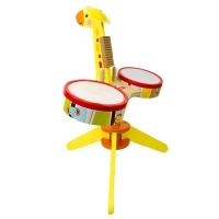 费雪(Fisher Price)音乐启蒙玩具 架子鼓 FP2008