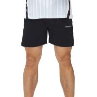 川崎KAWASAKI羽毛球服 针织短裤 SP-16329 黑色 XL#