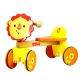 费雪(Fisher Price)滑行车 小狮子车 婴儿学步车FP5002