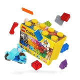乐高(LEGO)积木 经典创意Classic大号积木盒 4-99岁 10698 儿童玩具 男孩女孩生日新年礼物