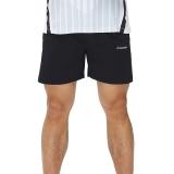 川崎KAWASAKI羽毛球服 针织短裤 SP-16329 黑色 3XL#