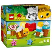 乐高 得宝系列 1.5岁-5岁 创意盒 10817 益智 儿童 积木 玩具LEGO