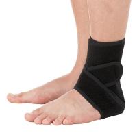 D&M 調整型運動護踝扭傷防護男女專業籃球足球護腳踝護具日本原裝進口 JM-55均碼一只裝