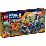乐高 未来骑士团系列 8岁-14岁 艾克索的合体塔防战车 70322 儿童 积木 玩具LEGO(售完即止)
