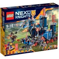 乐高 未来骑士团系列 9岁-14岁 骑士的高科技移动要塞 70317 儿童 积木 玩具LEGO