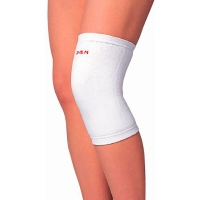 D&M 远红外保暖护膝女加厚护膝盖 老年护膝保暖关节腿部防护 5800M 一只装