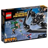 乐高 超级英雄系列 8岁-14岁 正义英雄:高空之战 76046 儿童 积木 玩具LEGO(售完即止)