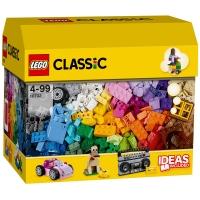 乐高 玩具 经典创意 Classic 4岁-99岁 创意拼砌套装 10702 积木LEGO