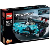 乐高 机械组 10岁-16岁 改装竞赛用超跑 42050 儿童 积木 玩具LEGO