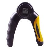 普为特POVIT 卡路里握力器健身手指训练器材手力握力腕力锻炼男女 黑橙色P-7107