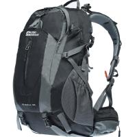 埃尔蒙特ALPINT MOUNTAIN 登山包双肩包附带防雨罩50L 610-025 黑色