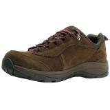 埃尔蒙特 ALPINT MOUNTAIN户外男女登山鞋徒步鞋运动鞋耐磨防滑户外鞋真皮透气工装鞋子 640-816 油泥 40