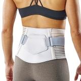 3M護腰護多樂腰間盤運動防護女士腰托 貼合腰部舒適佩戴一整天均碼