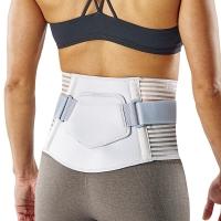 3M护腰护多乐腰间盘运动防护女士腰托 贴合腰部舒适佩戴一整天均码