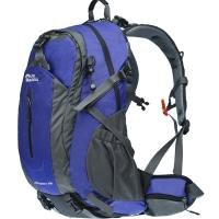 埃尔蒙特ALPINT MOUNTAIN 登山包双肩包附带防雨罩50L 610-025 宝蓝