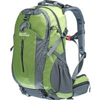 埃尔蒙特ALPINT MOUNTAIN 登山包双肩包附带防雨罩40L 610-024 绿色