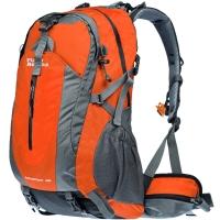埃尔蒙特ALPINT MOUNTAIN 登山包双肩包附带防雨罩40L 610-024 橙色